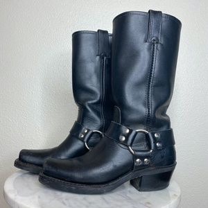 Frye motorcycle boots